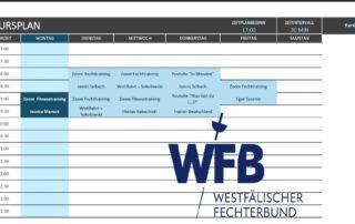 WFB Kursplan